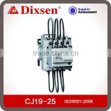 Switch Capacitor Contactor (CJ19) used for low-voltage reactive power compensation equipment