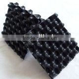 lightweight building construction materials plastic board membrane cavity green roof drainage sheet