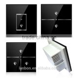 Wi-fi light touch switch for home automation; wifi universal switch appliance control via Android for ios
