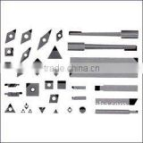 abrasive tools PCD and CBN milling insert cutter tips