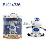 2015 new hot dancing toy/ happy battery operated robot toy