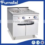 2016 the latest design Hotel & Restaurant Gas food warmer bain marie With Cabinet