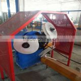 cable taping machine for hot dipped galvanized wire