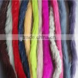 China High Quality Mink Fur Strip For Garment Hats Shoes In Fashion