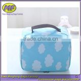 promotional cosmetic bag	2016 hot sale cosmetic bag set