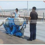 Small portable highway/bridge/asphalt/cement shotblasters China CE factory