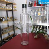Empty olive oil glass bottle/glass vinegar bottle/oil bottle wholesales