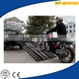 Adjustable Aluminum Wide Truck Motorcycle Motocross Ramp, Extra Long ATV Truck Loading Ramps