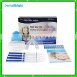 Well-appointed ! 2016 hot selling home use teeth whitening 44% peroxide dental bleaching system oral gel kit tooth whitener