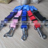 Pet Leash Seat Belt Harness Restraint Dog Collar Leads Travel Clip Car Safety