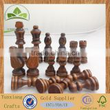 3.5 inch big size wood wooden game set