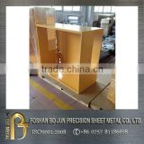 China manufacturer sheet metal enclosure fabrication, customized high quality powder coated japan machine made enclosure