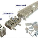 PVC Trunking /Pipe Building Materials Mould Tools