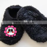 Winter warm baby indoor fluffy slippers