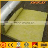 Hot sell top quality Heat Insulation GlassWool,Heat insulation Glasswool Blanket,Glasswool Fireproof Insulation Blanket