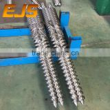 New Condition and Extrusion Blow Moulding Blow Moulding Type co-extruded twin screw barrel