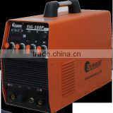 SUNRISE brand popular in Asia TIG-160P heavy duty cycle dc mosfet tig mma 2 in 1 pulse tig welding machine