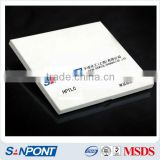 SANPONT Powder Coating Sio2 Chemical Thin Layer Chromatography Aluminum Foil Plate (HPTLC) Silica Gel Products