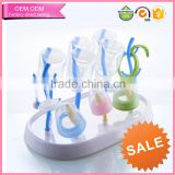 hot selling food-grade Baby's bottle feeder bottle drying rack for kids
