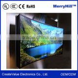 Digital LED Display 27/34/35/42/55/65 inch 3840*2160 LCD Monitor 4K UHD TV Curved