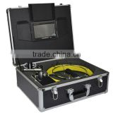 Push Rod Pipe Inspection Camera 710 plumbing detector drain inspection drain & sewer services