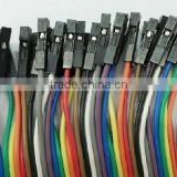 Breadborad Jumper Wire Female to Female Dupont jumper wire cable jumper wire connector Dupont cable
