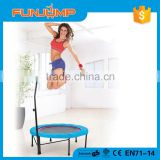 Funjump 2016 TUV GS Approved Trampoline for fitness