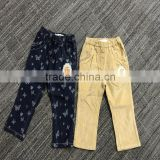 Hot sale fashion children baby girls sweat wholesale pants, sport trousers, trousers pants