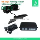 bibi alert DC 12V Voltage and Car Parking Sensor Type Reverse Sensorwith parking sensor backup rearview camera