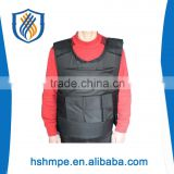 uhmwpe material military bullet proof vest