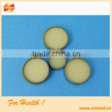 Clean high purity natural menthol balm