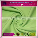 WU JIANG supply 2016 new fashion 75d*75d satin chiffon fabric with factory price for dresses,garment,blouse etc