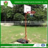 Inground Adjustable Basketball Ring Stand