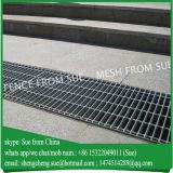 300x1000mm Galvanized Steel Swimming pools cover Trench Grates