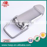 Stainless Steel Chrome Toggle Latch For Chest Box Case Suitcase Tool Clasp