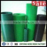 pvc welded wire mesh panel,powder coated welded wire mesh roll,green vinyl welded wire mesh