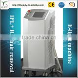 Hot Sale!IPL+Elight+RF 3 in one permenent hair removal machine with CE approved / IPL+Elight+RF Laser machine