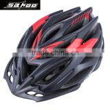 SAHOO 53 - 60CM 23Holes Adult Safety Sports Helmet Semi-gloss Vents Helmet Ultralight EPS MTB Mountain Road Bike Bicycle Helmet