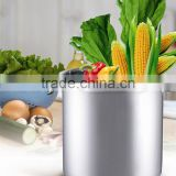 Trade Assurance Stainless Steel Commercial Pot for 225L volume