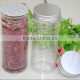 plastic easy opening round jar/plastic airtight containers wholesale/plastic jar/plastic canister/plastic cookie canister