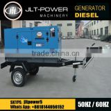mobile light tower diesel generator