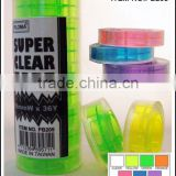 PB208 12PC SUPER CLEAR ADHESIVE TAPE