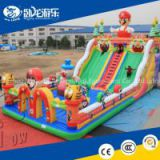 titanic amusing super Mario inflatable slide