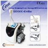 BD06C HOT SALE! Popular vacuum RF roller cavitation fitness equipment