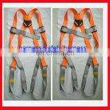 3-point safety harness