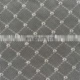 Square Holes Nylon Spandex Mesh Fabric for Women Lingerie