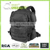 Heavy duty sports travel bags backpack with adjustable shoulder strap system