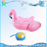 Direct manufacturers custom giant flamingo/swan/unicorn inflatable pool float