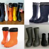 Hi-Q Various Waterproof EVA Rain Boot,EVA Safety Rain Boot, Safety EVA Boot,Heat preservation EVA boots,Handiness Heat preservation boots