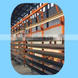 Electrostatic powder coating aluminum profile paint line